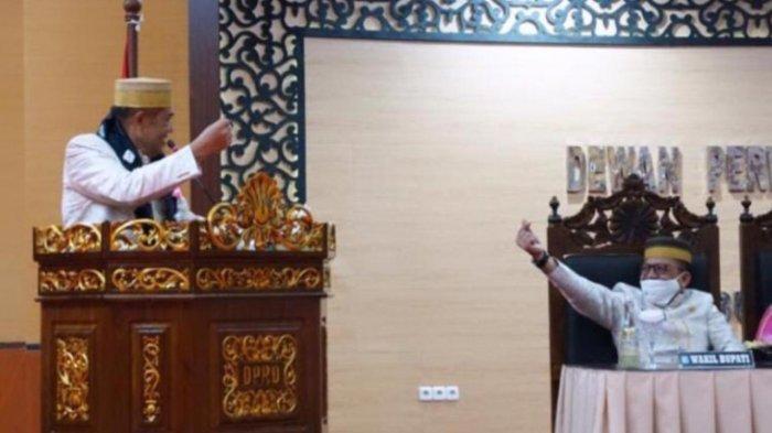 Sambutan di HUT 61 Bulukumba, Sukri Sappewali: Jangan Wakil Tapi Seperti Bupati, Sindir Edy Manaf!