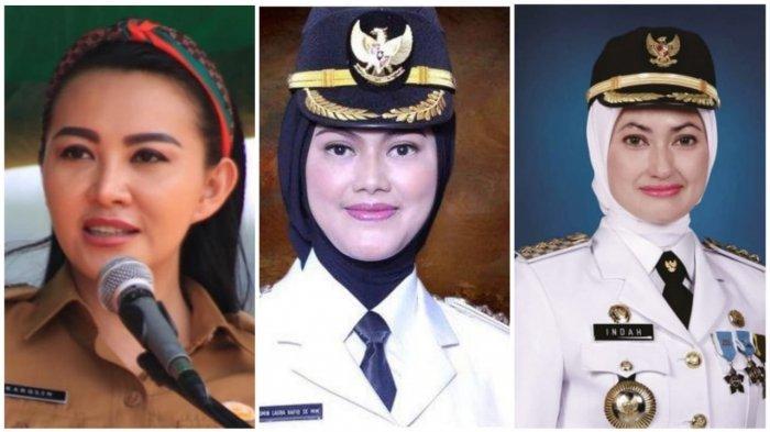 Duh! Cantiknya Bupati Landak Karolin Natasa Tak Kalah Asmin Laura Hafid dan Indah Putri Indriani