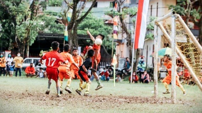Selamat! SDN 3 Baruppu Juara Satu Bupati Cup Toraja Utara