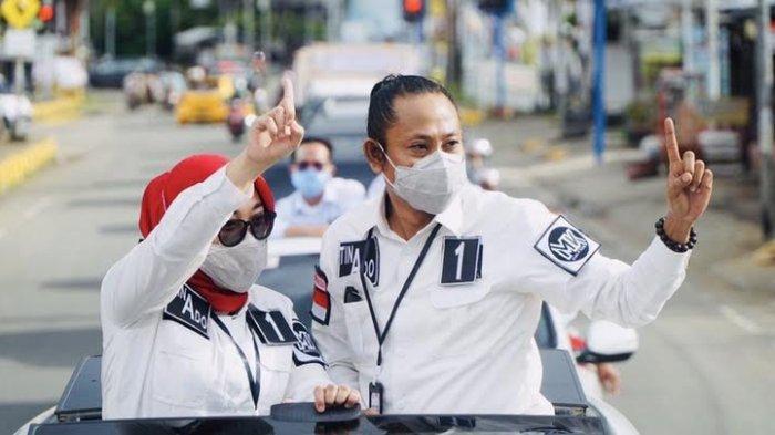 KPU Mamuju Resmi Tetapkan Sutinah-Ado Pemenang Pilkada 2020