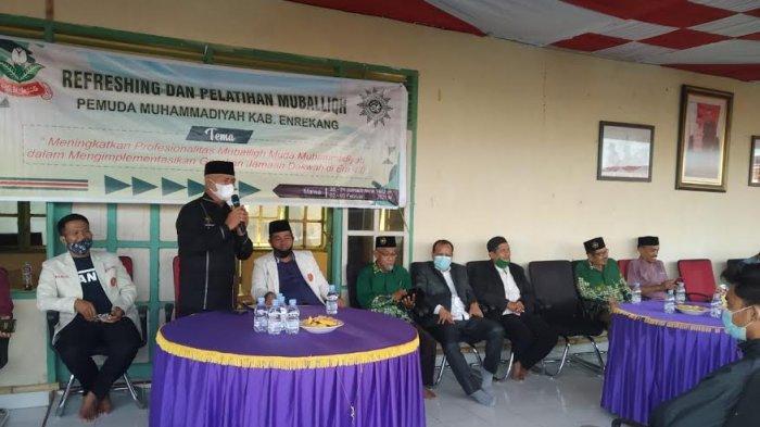 Bupati Enrekang Minta Muhammadiyah Cetak Mubalig Muda Profesional