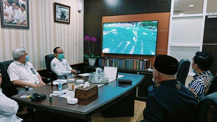 Muslimin Bando Paparkan Potensi Agrowisata Enrekang di Kantor Kemendes PDTT
