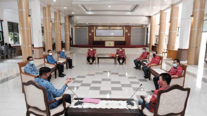 FOTO: Pemkab Gowa Fasilitasi Vaksinasi Covid-19 Pengurus PSMTI