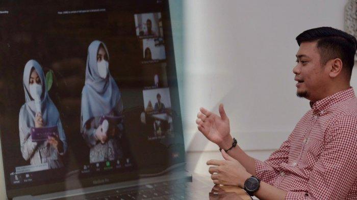 Bupati Gowa Berbagi Pengalaman dan Motivasi ke Alumni SMP Islam Athirah