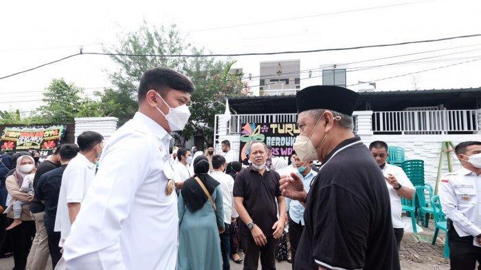 Sederet Tokoh Melayat ke Rumah Duka Putra Mantan Ketua DPRD Sulsel Moh Roem