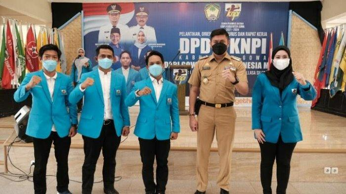 Adnan Purichta Harap KNPI Kolaborasi dengan Pemerintah Bangun Gowa Lebih Baik