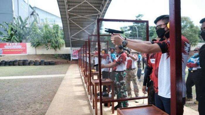 Bupati Gowa Juara 1 Lomba Menembak Kapolda Sulsel Cup IX