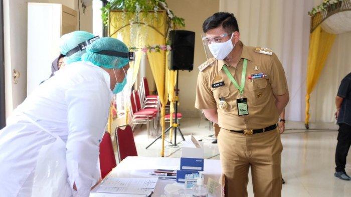 Tujuh Warga Gowa Ditemukan Reaktif Covid-19 Saat Akan ke Makassar, Satu Orang Menolak Swab