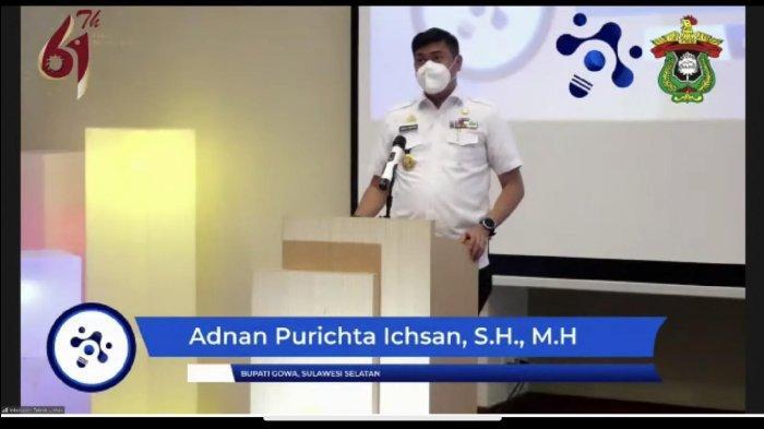 Adnan Purichta Ichsan Harap Fakultas Teknik Unhas Punya Desa Binaan di Gowa