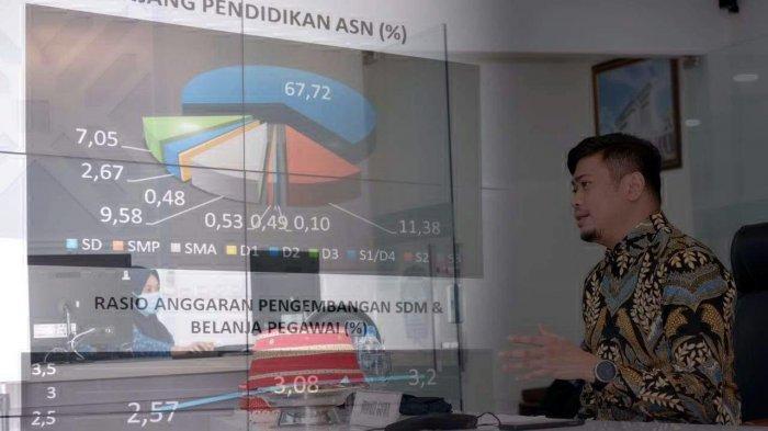 FOTO: Peningkatan SDM Fokus Aksi Pembangunan Kabupaten Gowa di 2022-2024