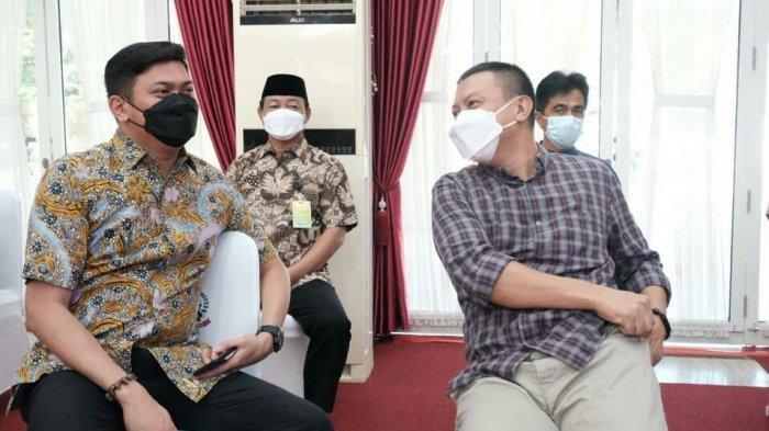 Besok Dilantik, Adnan-Kio Ikuti Gladi Pelantikan Kepala Daerah