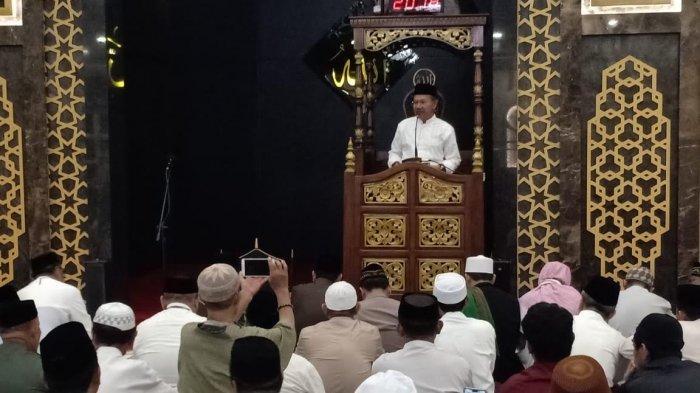 Segini Jumlah Uang Celengan Masjid Agung Jeneponto Malam ke-29 dan 30 Ramadan