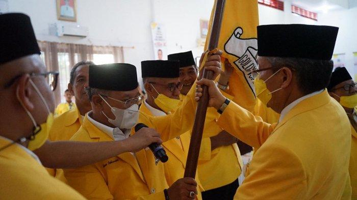 Iksan Iskandar Tanpa Lawan di Musda Golkar Jeneponto