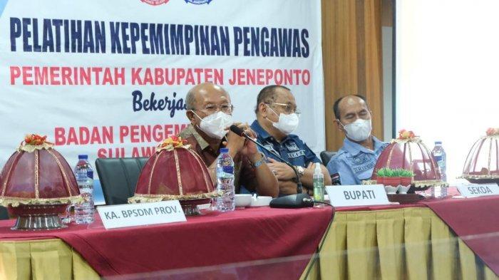 Bupati Jeneponto Harap Peserta PKP Punya Inovasi di Bidangnya