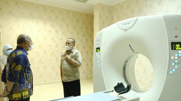 Bupati Jeneponto Iksan Iskandar Sidak di RSUD Latopas, Cek Kelengkapan Alkes