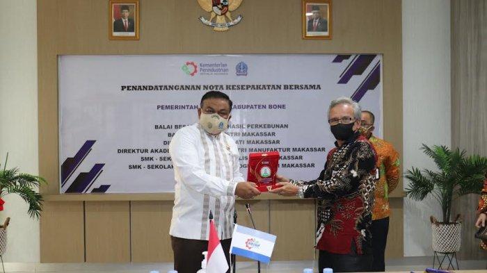 AK-Manufaktur Bantaeng Kerjasama dengan Pemkab Bone