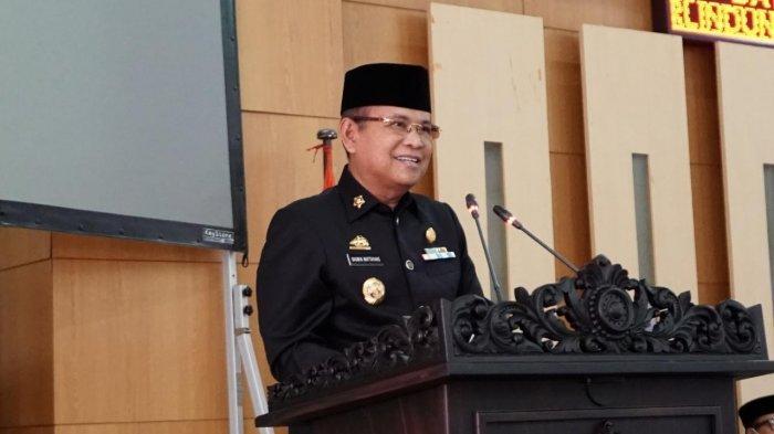 Bupati Luwu Basmin Mattayang Hibahkan Lahan 30 Hektare untuk Bangun Kampus Unanda Palopo