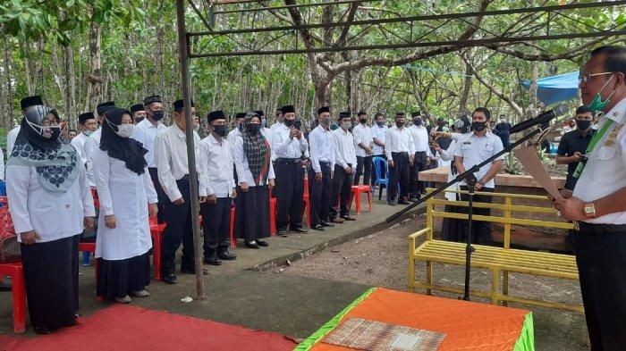 Bupati Luwu Lantik 56 Anggota BPD dari 10 Desa