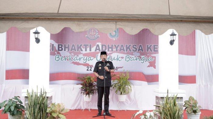 Basmin Mattayang Resmikan Gedung Baharuddin Lopa Milik Kejari Luwu