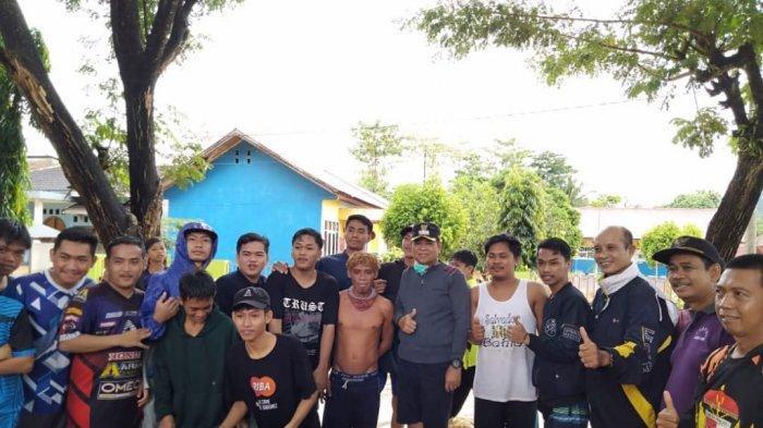 Basmin Mattayang Pantau Langsung Korban Banjir di Empat Kecamatan