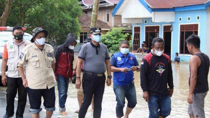 Banjir Larompong Luwu Rendam 460 Rumah, 190 Hektare Sawah, dan 120 Hektare Tambak