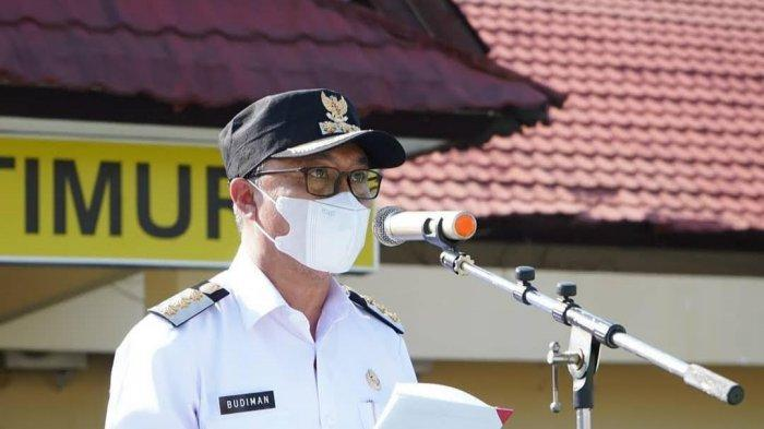 PPKM Level 4 Diterapkan di Luwu Timur, Budiman Minta Camat Ingatkan Warga Tunda Pesta Pernikahan