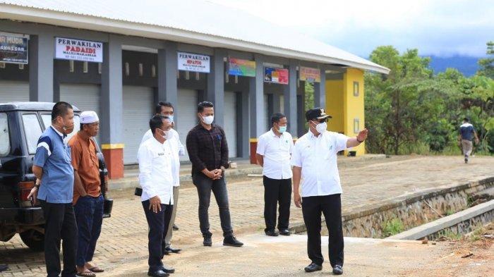 Terminal Malili Bakal Dipindahkan ke Pusat Niaga