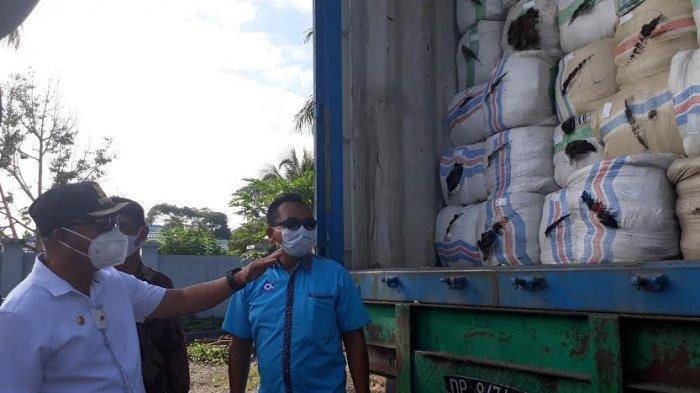 Koperasi Adi Luwung Ekspor Perdana 100 Ton Rumput Laut ke China