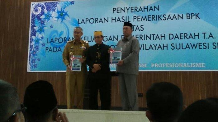 Lagi, Kabupaten Luwu Timur Raih Opini WTP