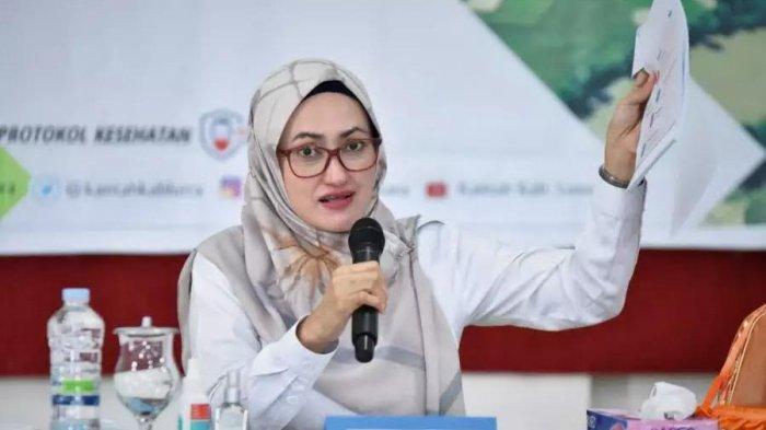 Pernah Tolak Ajakan Taufan Pawe, Indah Putri Indriani Kini Buru Kursi Ketua Partai Golkar Luwu Utara