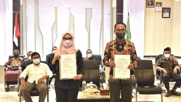 Kabupaten Luwu Utara Raih Opini WTP ke-9