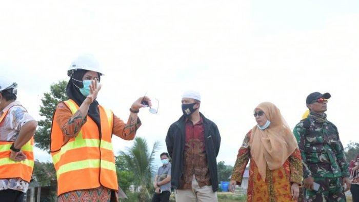 Pekerja Huntap di Porodoa Luwu Utara Libatkan 50% Penduduk Lokal