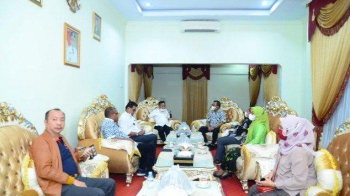 Pemkab Majene Usulkan Transformasi BLK Jadi UPTP Tenaga Kerja