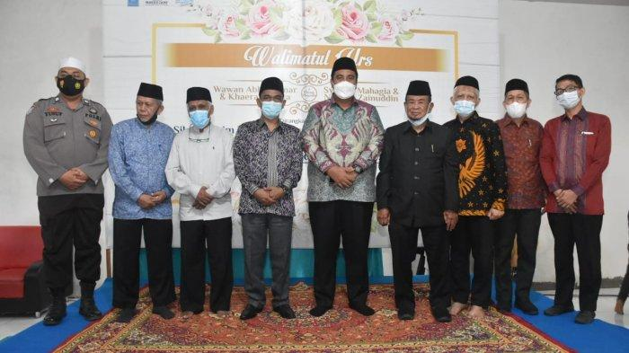 Bupati Maros Silaturahmi ke Pesantren Darul Istiqamah
