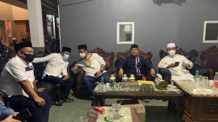 Bupati Maros Mengenang AGH Sanusi Baco Lc, Berdoa di Rujab Bupati yang Hampir 10 Tahun Tak Dihuni