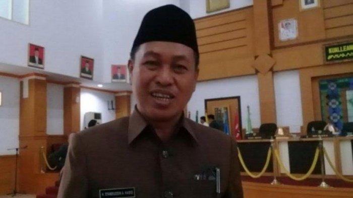 BREAKING NEWS: Syamsuddin Hamid Mundur dari Ketua Golkar Pangkep