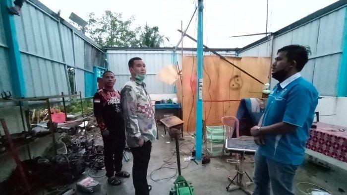 BREAKING NEWS: 36 Rumah Diterjang Angin Puting Beliung di Ma'rang dan Segeri Pangkep