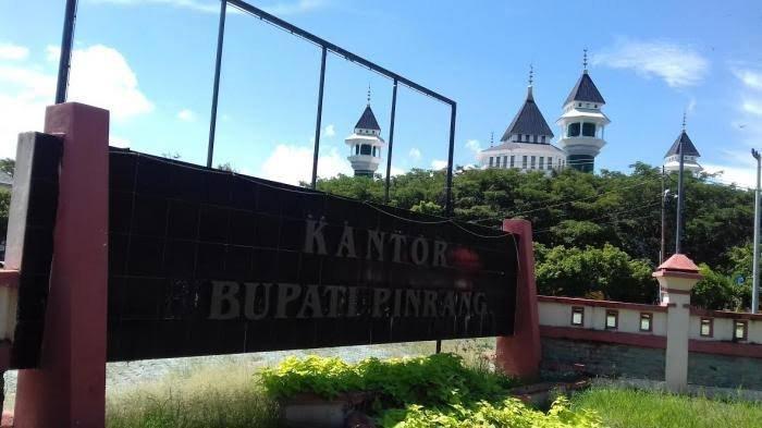 Ada Dugaan Korupsi Rehab Kantor Bupati Pinrang, PPK Siap Hadapi Kejaksaan