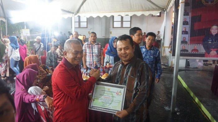 3 Satker Kemenkum HAM Sulbar di Polman Borong Penghargaan Kebersihan