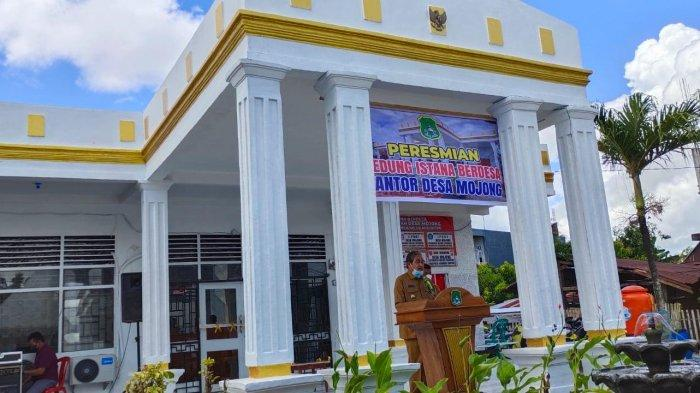 Istana Berdesa Ada di Desa Mojong Sidrap
