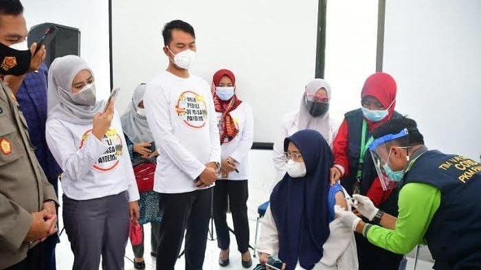 210 Pasien Dirawat, Vaksin Covid-19 Justru Kosong di Tujuh Kecamatan Sinjai