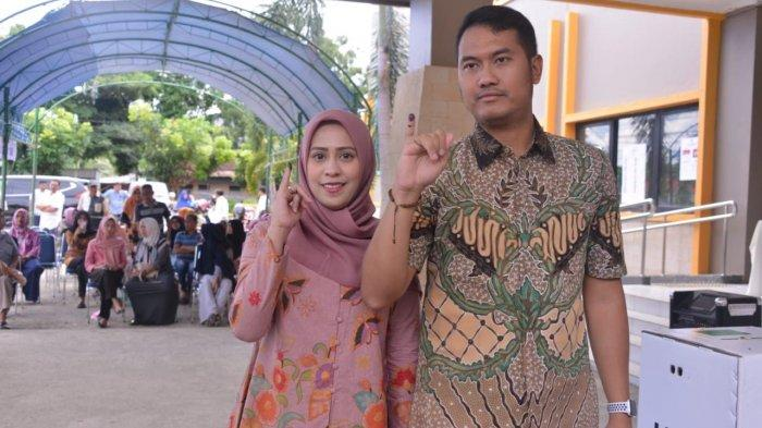 Prabowo Unggul di TPS Bupati Gowa dan Sinjai