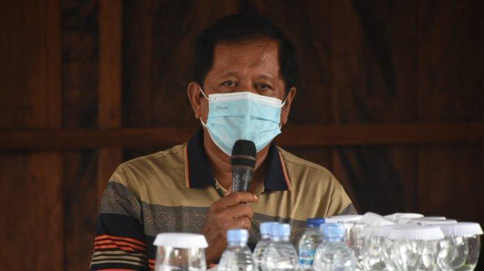 Tepis Berita Hoax, A Kaswadi; Tak Ada Penutupan Perbatasan di Soppeng