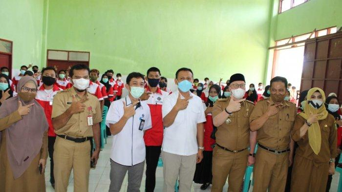 128 Peserta Ikut Pelatihan Perdana Balai Latihan Kerja Takalar