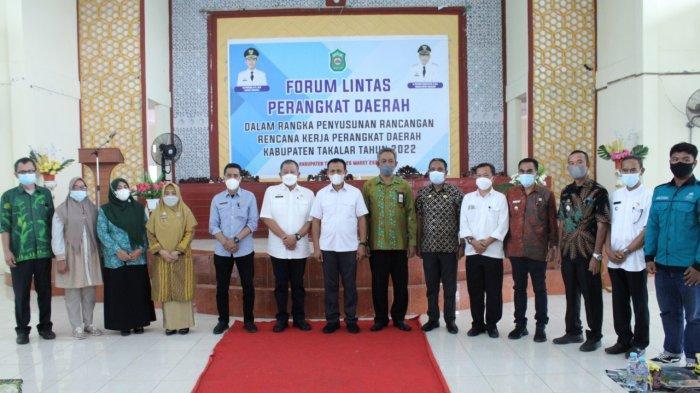 Bupati Takalar Syamsari Kitta Paparkan Manajemen Kolaboratif di Hadapan Kepala OPD dan Camat