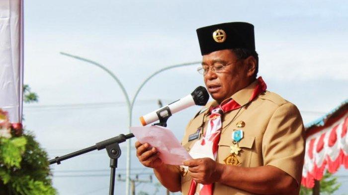 Bupati Torut Tegaskan Kader Pramuka Wajib Budayakan Malu: Jangan Jelek-jelekkan Presiden
