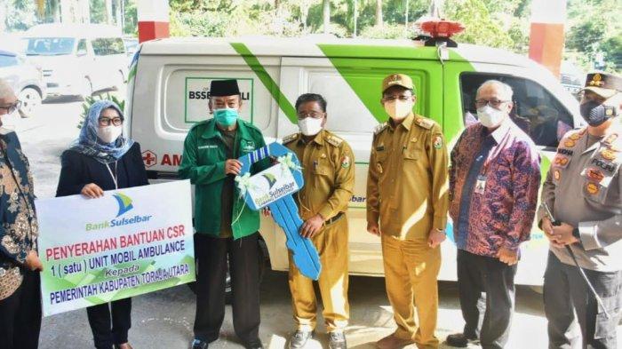 Umat Muslim Toraja Utara Dapat Bantuan Mobil Jenazah, Diterima Ketua NU Bumbun Pakata