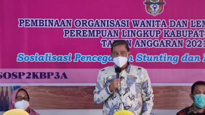 Amran Mahmud Dampingi Ketua Bawaslu RI Buka SKPP di Kabupaten Wajo