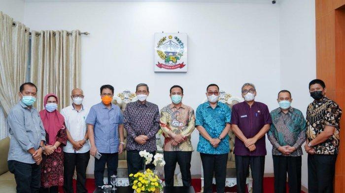 Jokowi Bakal ke Sulsel Lagi? Andi Sudirman-Amran Mahmud Bahas Kesiapan di Rujab