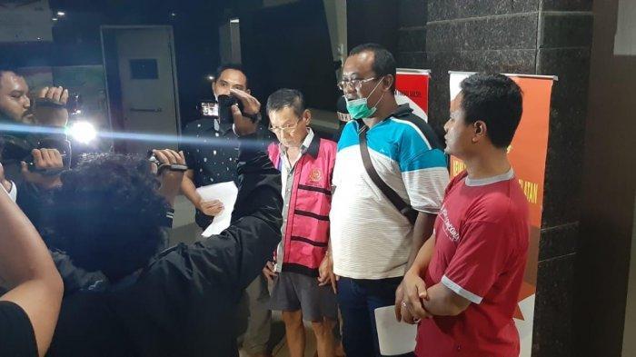 Buron 7 Tahun, Kejati Sulsel Amankan Terpidana Kasus Korupsi Fasilitas Pelabuhan Awerange